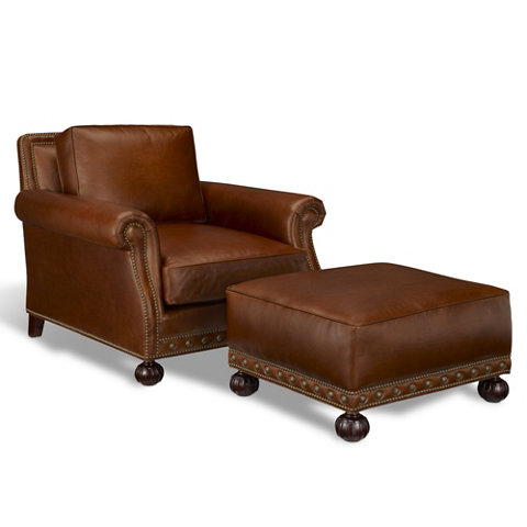 Genial Aran Isles Chair U0026 Ottoman   Chairs / Ottomans   Furniture   Products    Ralph Lauren Home   RalphLaurenHome.com