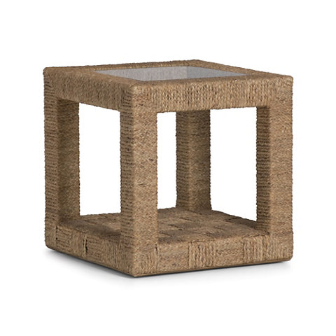 Bartlett Woven End Table   Occasional Tables   Furniture   Products   Ralph  Lauren Home   RalphLaurenHome.com