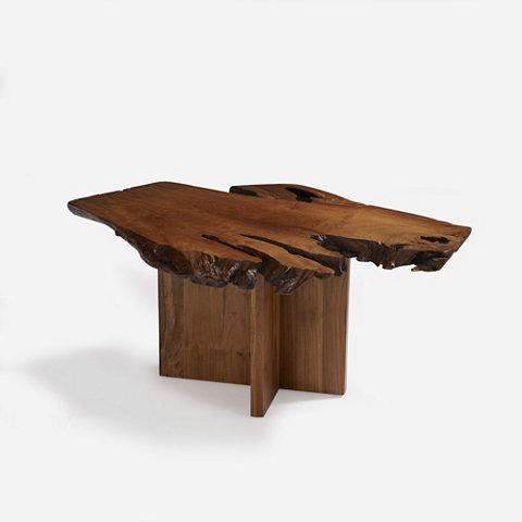Slab End Table