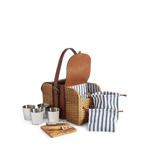 7b04b82629 Bailey Wine and Cheese Tote - Products - Ralph Lauren Home ...