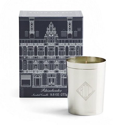 Rhinelander Flagship Single Wick Candle - Home Fragrance
