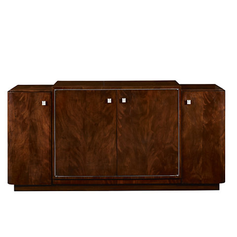 Duke Low Media Cabinet Servers Consoles Furniture Products Ralph Lauren Home Ralphlaurenhome