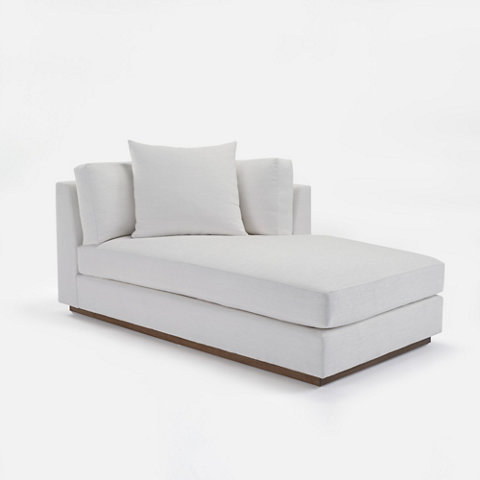 Desert Modern Sectional Chaise - Sofas / Loveseats ...