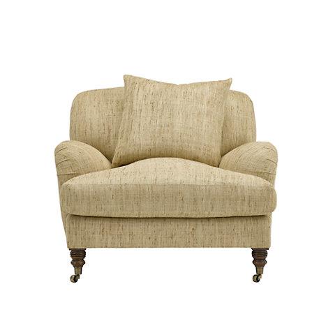 Beau Somerville Chair   Chairs / Ottomans   Furniture   Products   Ralph Lauren  Home   RalphLaurenHome.com