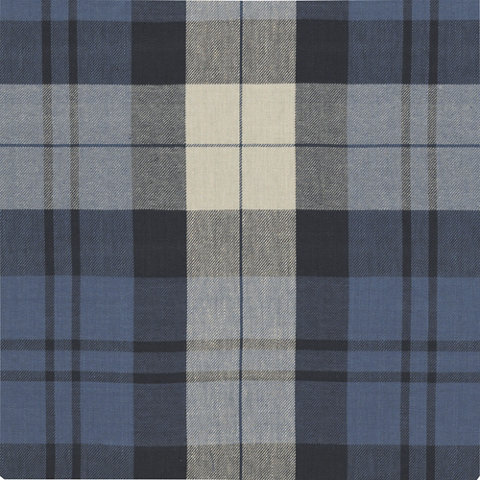 Summer Cottage Plaid Indigo Plaids Checks Fabric Products Ralph Lauren Home Ralphlaurenhome