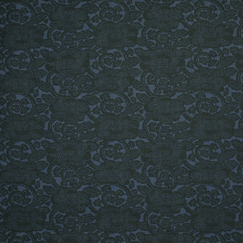 Indigo Fabric Ralph Floral Artisan Loft Augustine Products 3TlF1JcK