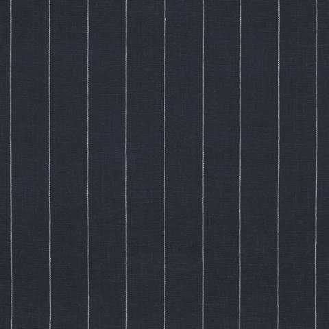Walker Pinstripe - Navy - Blue & White - Fabric - Products - Ralph ...