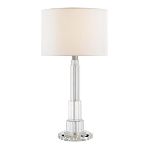 Briggs Table Lamp   Crystal   Table Lamps   Lighting   Products   Ralph  Lauren Home   RalphLaurenHome.com