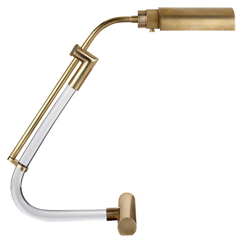 Warner Pharmacy Table Lamp In Natural Brass   Table Lamps   Lighting    Products   Ralph Lauren Home   RalphLaurenHome.com
