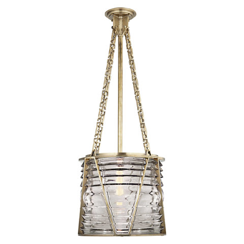 Chatham Large Pendant In Natural Br Ceiling Fixtures Lighting Products Ralph Lauren Home Ralphlaurenhome