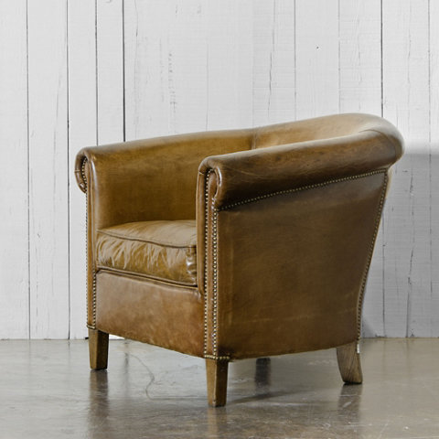 Edwardian Tub Chair - Chairs / Ottomans - Furniture - Products ...