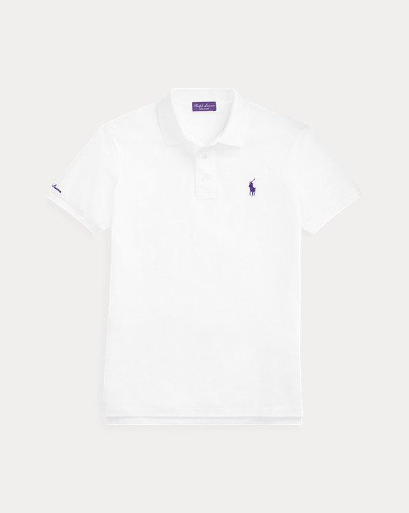 Polo in piqué Custom Slim-Fit