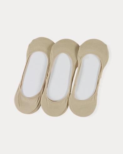 No-Show Dress Sock Three-Pack