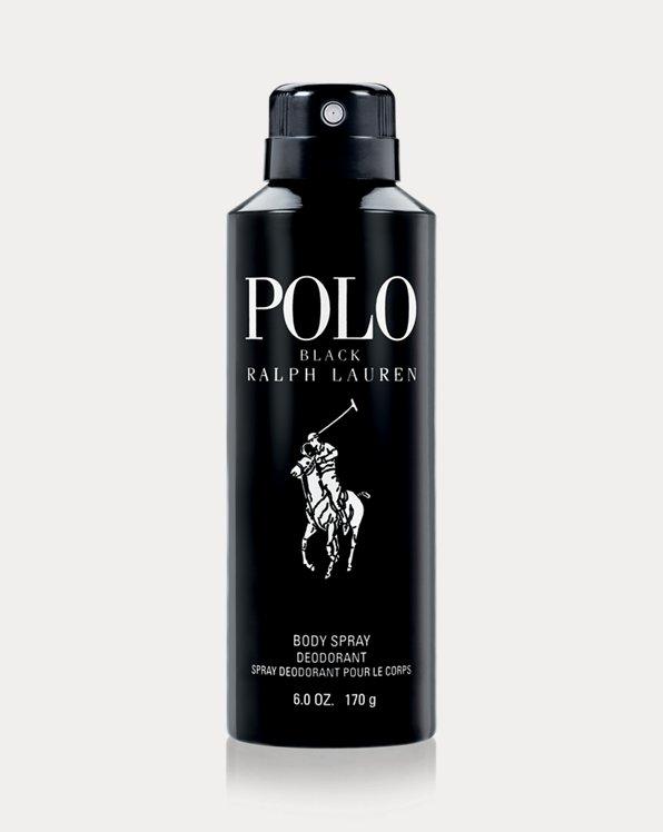 Polo Black Body Spray