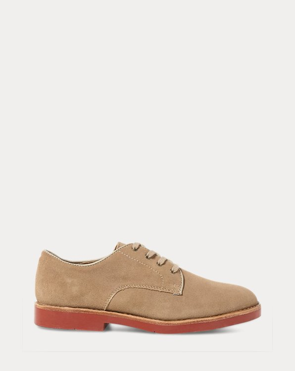 Polo Ralph Lauren Barton Suede Oxford