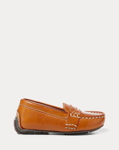 Mocassins penny loafers Telly cuir