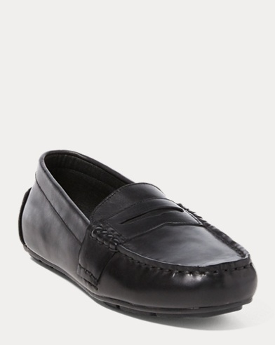 Penny loafer Telly in pelle