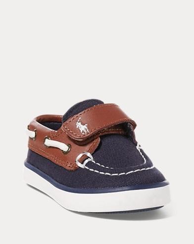 Chaussures bateau Sander EZ