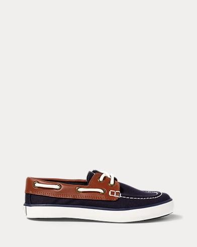 Chaussures bateau Sander