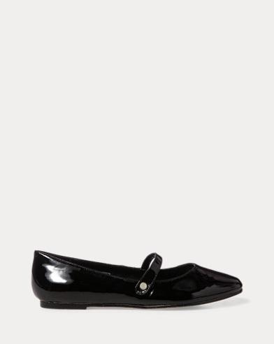 Alyssa Leather Mary Jane