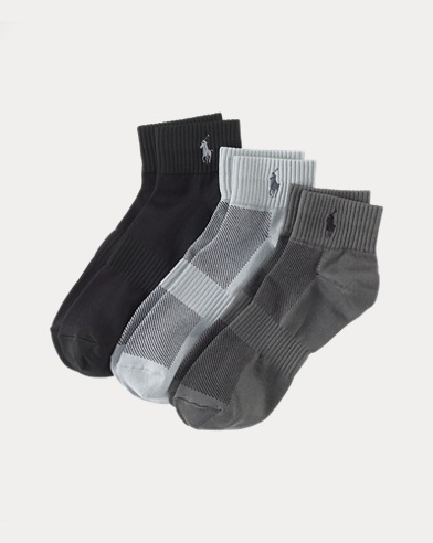 Sport Ankle Sock 3-Pack