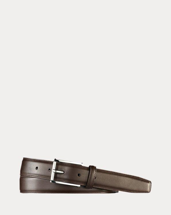 End-Bar-Buckle Belt