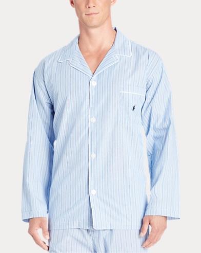 aaf5a9dd2 Stripe Broadcloth Pajama Shirt
