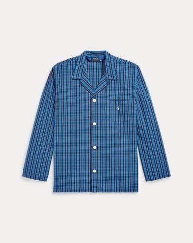 Harwich Plaid Pajama Shirt