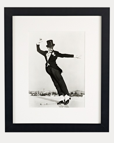 Fred Astaire...