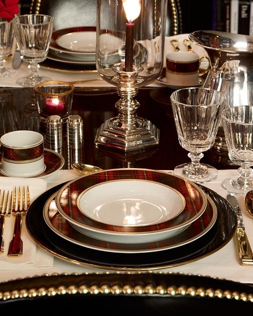 d7be271e Duke Dessert Plate | Appetizer & Dessert Plates Dinnerware | Ralph ...