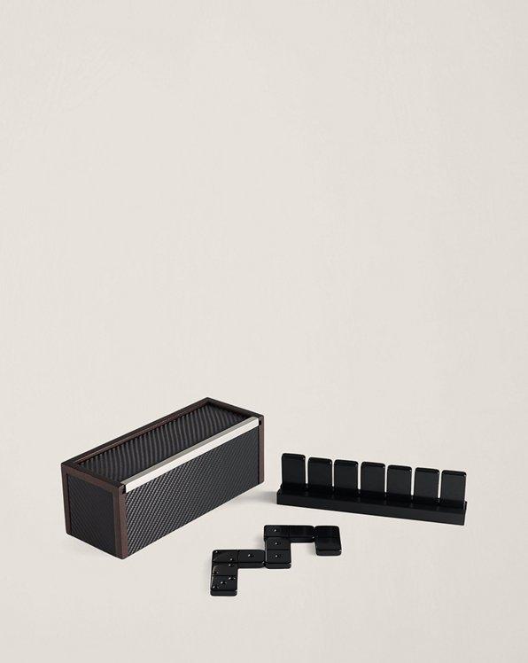 Sutton Carbon Fiber Domino Set