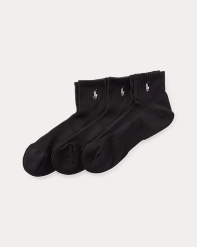 Quarter Sport Sock 3-Pack