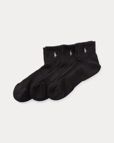 Quarter Sport Sock 3-Pack