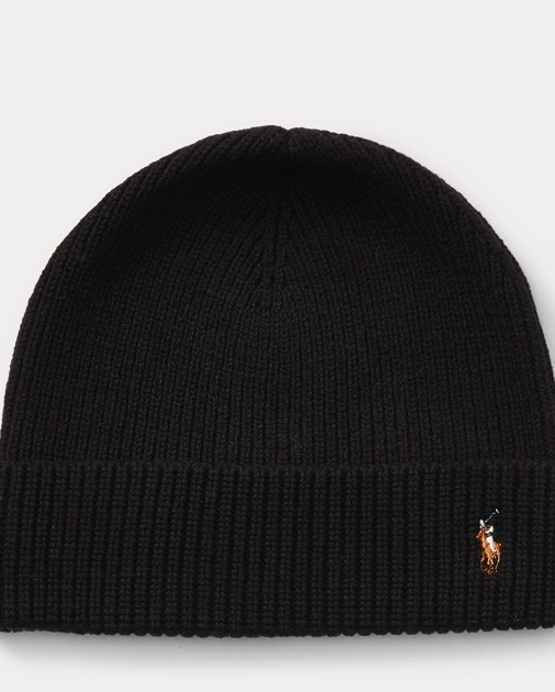 0299402d3f3 Polo Ralph Lauren Merino Wool Watch Cap 1. Men Accessories Hats ...