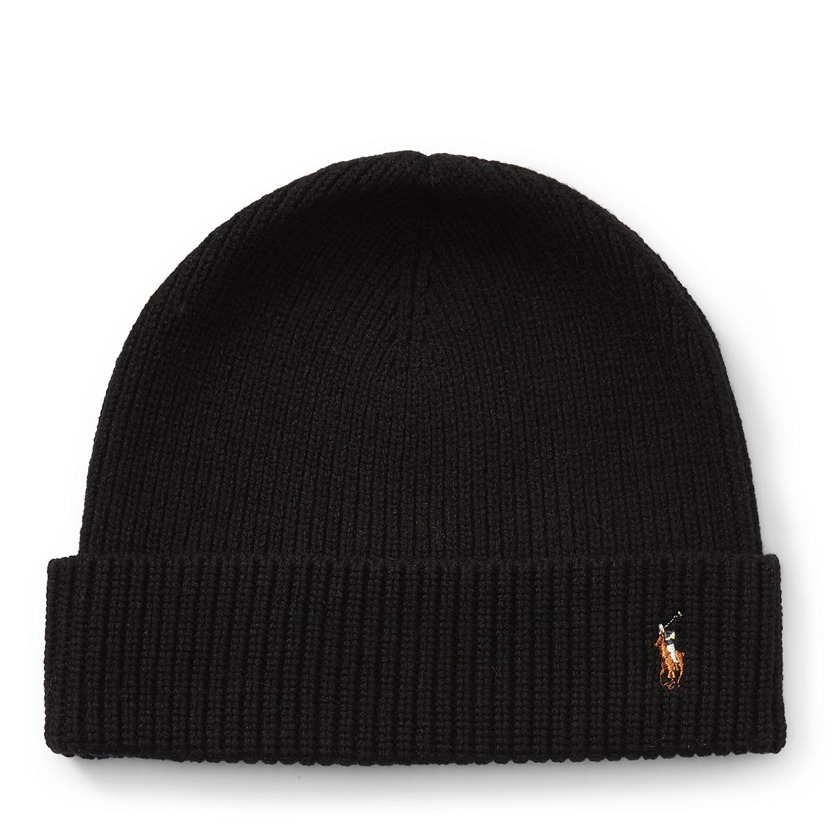 a3f334e4 Signature Merino Cuff Hat | Hats Hats, Scarves & Gloves | Ralph Lauren