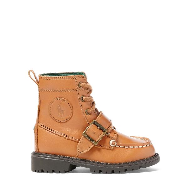 Polo Ralph Lauren Leather Ranger Hi II Boot