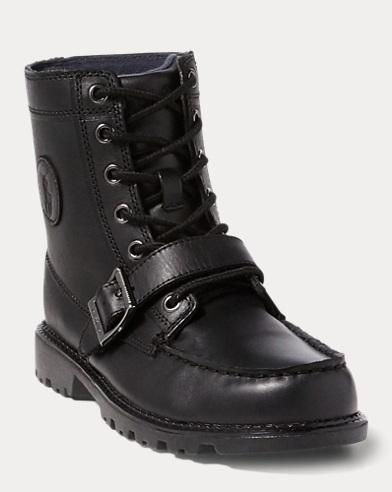 Leather Ranger Hi II Boot