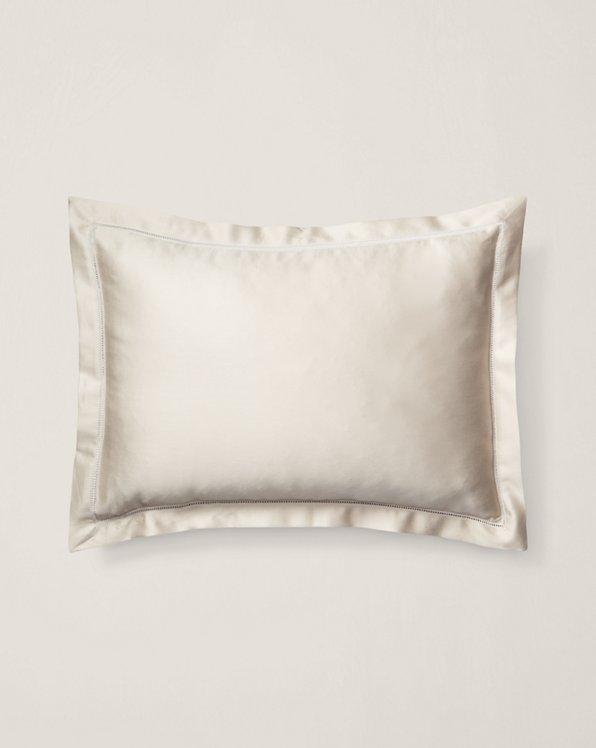 RL Sateen Throw Pillow