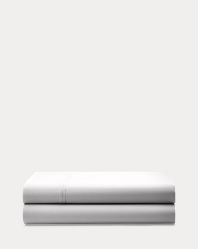 RL 464 Percale Pillowcases