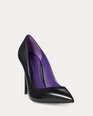 Celia Nappa Leather Pump