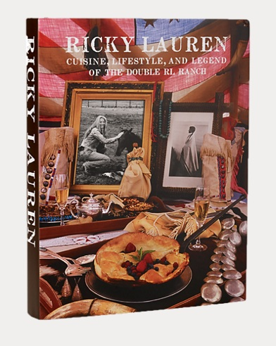 Ricky Lauren RRL Cookbook