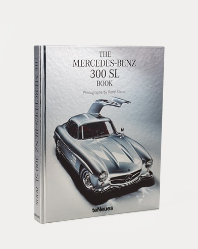 "Libro ""The Mercedes-Benz 300SL"""