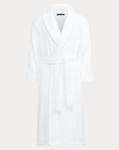 Langdon Solid Bathrobe