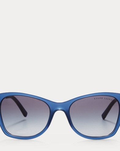 Art Deco Square Sunglasses