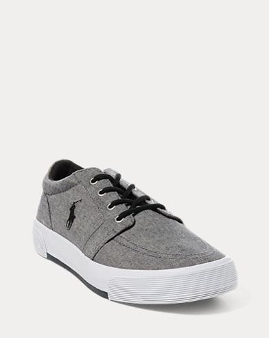 Faxon II Chambray Sneaker