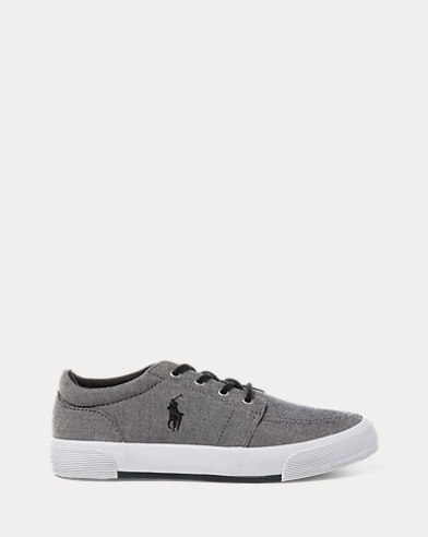 Baskets Faxon II en chambray