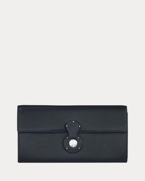 73379346358 Soft Ricky Continental Wallet | Ralph Lauren FR