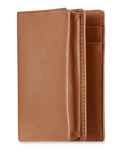 Soft Gents Gusseted Card Case