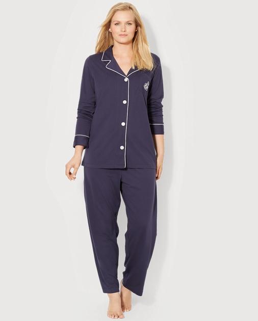 68b709d6bd Cotton Jersey Pajama Set