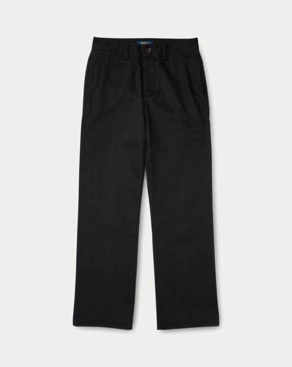 Wrinkle-Resistant Cotton Twill Pant